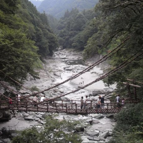 The True Wild Country of Iya Valley