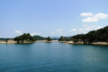 Le Parc National de Kujukushima