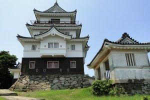 Крепость замка Хирадо