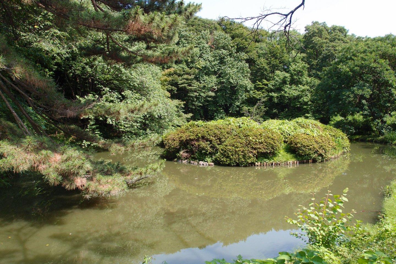 Koishikawa Botanical Garden, Bunkyo Ward