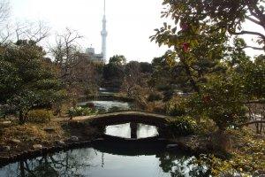 Mukojima Hyakkaen Garden, Sumida Ward