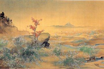 'Musashi Plain' by Yokoyama Taikan