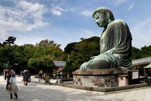 The Daibutsu of Kamakura, Kanagawa