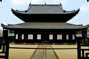 Manpuku-ji, Quioto no Verão