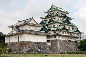 Nagoya Castle, Aichi Prefecture, Chubu