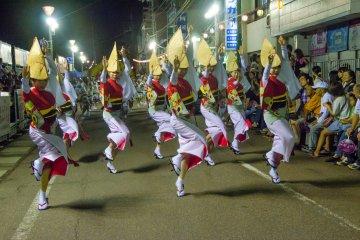Awa Odori Festival, Tokushima Prefecture, Shikoku