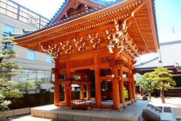 Ankokuji Zen Temple in Fukuoka City