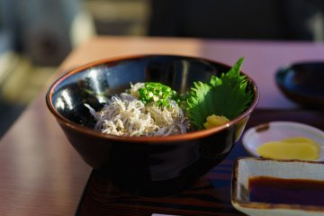 Regional Cuisine - Kanagawa