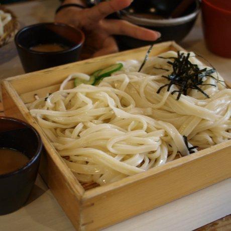 Regional Cuisine - Gunma