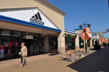 Big brand outlets