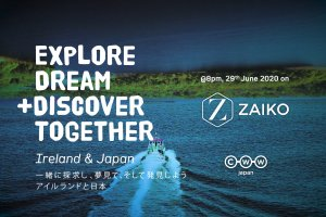 Explore, Dream, and Discover Together: Ireland & Japan