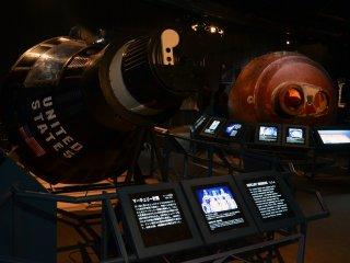 Mercury & Vostok capsules