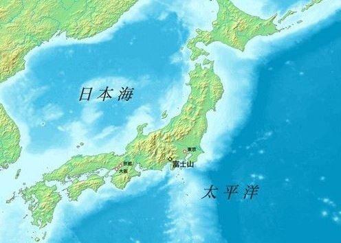 富士山的位置图