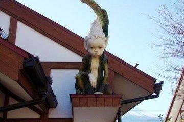 不知是天使还是小鬼