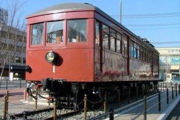 モ1号机车