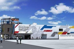 New Mecca for Mecha: Gundam Factory