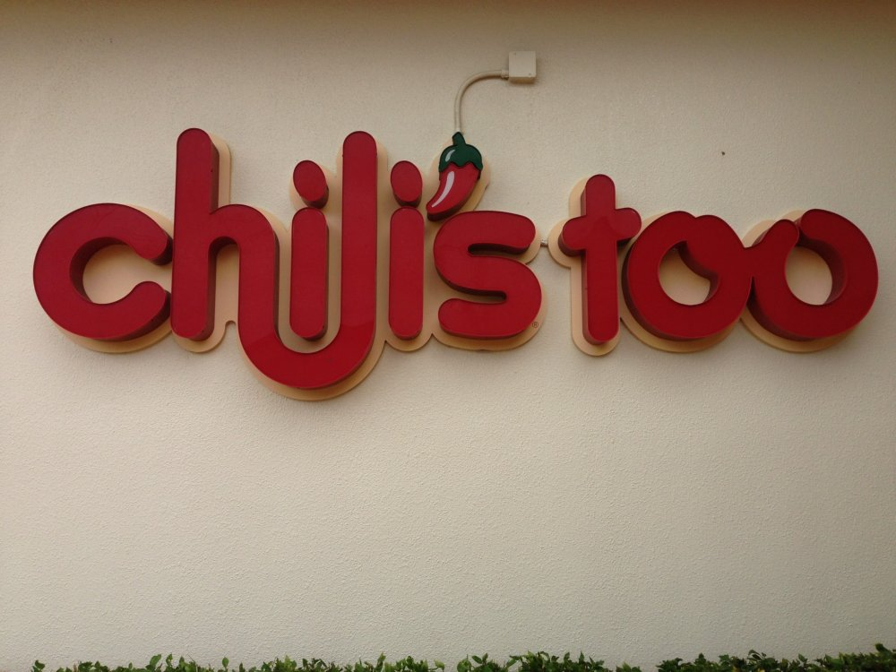 You'll have to have base access or be signed on as a guest to enjoy Chili's too