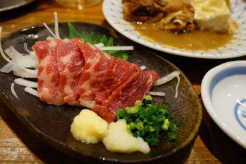Regional Cuisine - Kumamoto