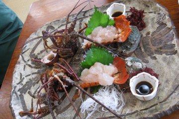 Ise ebi lobster