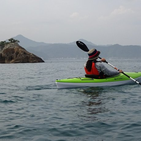 Sea Kayak and SUP in Kushimoto