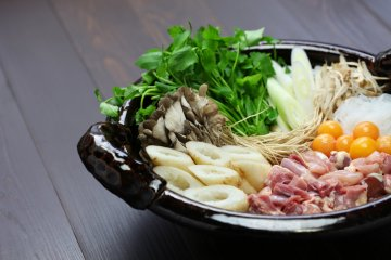 Akita Dining at Kamakura-ya