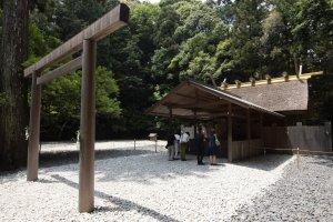 Geku Tsuchi Shrine
