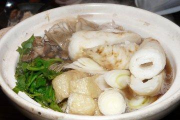 Regional Cuisine - Akita