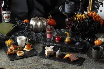 Halloween Tea Time at Gajoen Hotel