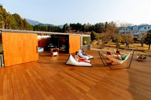 The Best Glampsites in Japan