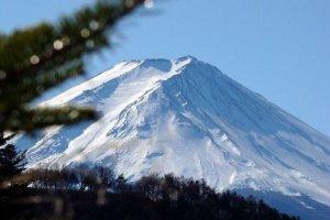 富士山山顶神奇的力量