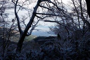 First glimpse of Osaka Prefecture