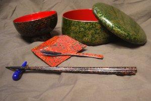 Tsugaru lacquerware, Aomori