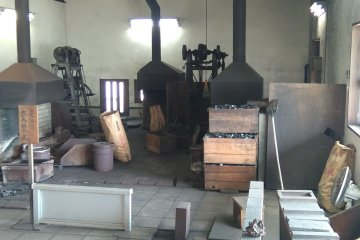 Another view of the workshop