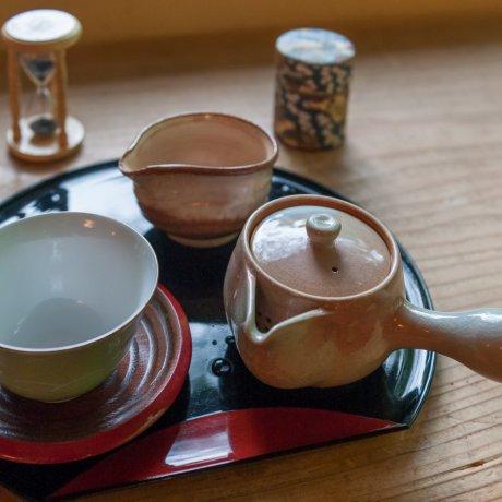 新宮茶の香り