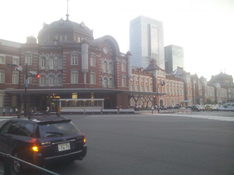 도쿄역 외관