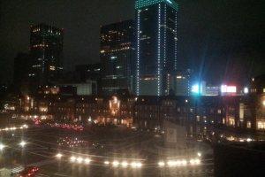 밤의 도쿄