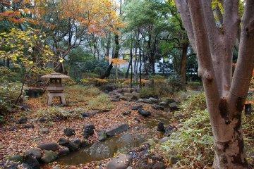Takahashi Korekiyo Memorial Park
