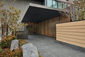 Fraser Suites Akasaka, Tokyo Driveway Entrance