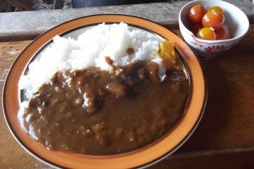 My curry rice