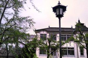 European style manor
