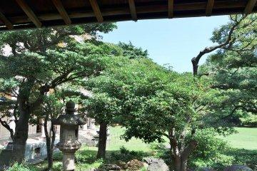 Kyu-Iwasaki-teien Gardens