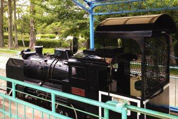 <p>Kid&#39;s train</p>