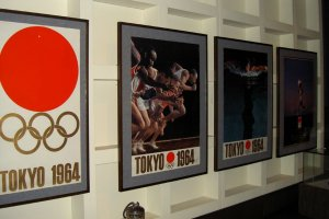 The Tokyo Olympics were a significant graphic design project in this decade