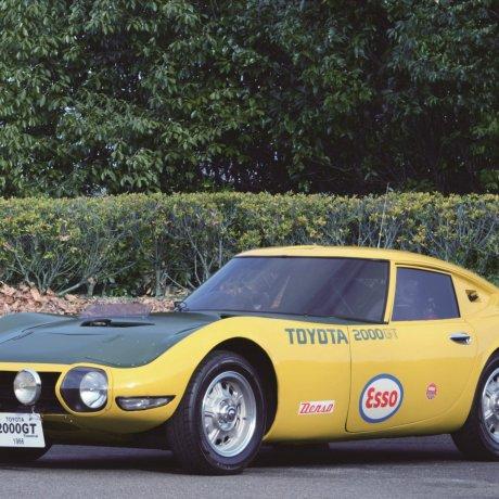 Toyota Motorsport Biography Exhibition