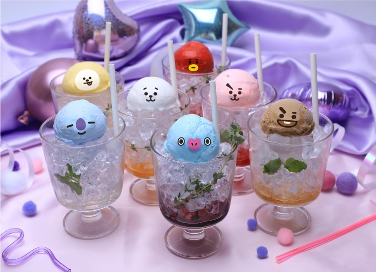 Adorable drinks!