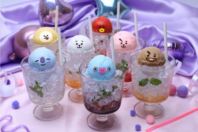 Adorable drinks!