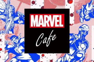 Marvel Cafe