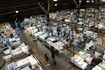 Shiogama Wholesale Market