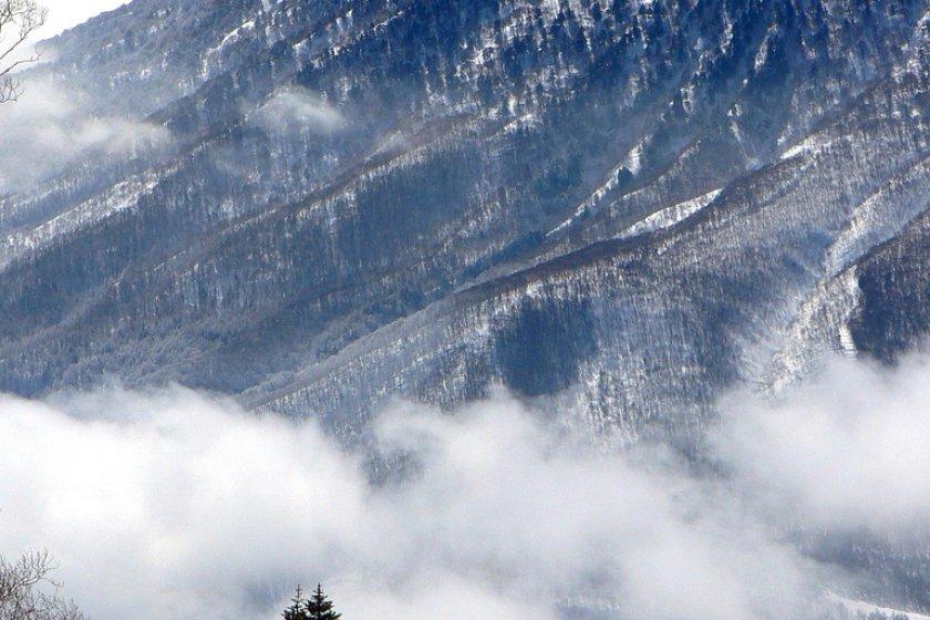 ทิวทัศน์ภูเขาที่สวยงาม