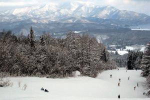 Japan's longest course